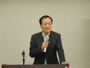 相談員研修会 講師 村川 隆生 先生