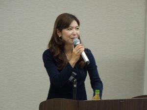 講師 弁護士 内田 久美子 先生