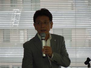 講師 全日関東流通センター 企画システム委員 加藤 勉 氏