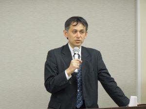 講師 弁護士 千木良先生