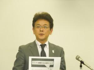 加藤氏による支部研修会