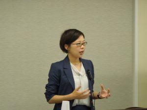 講師 弁護士 松村 茉理 先生
