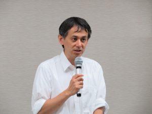 講師 弁護士 千木良 先生