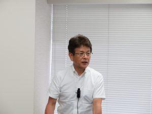 講師 関東流通センター企画システム委員・神奈川県本部副本部長 加藤 勉 氏
